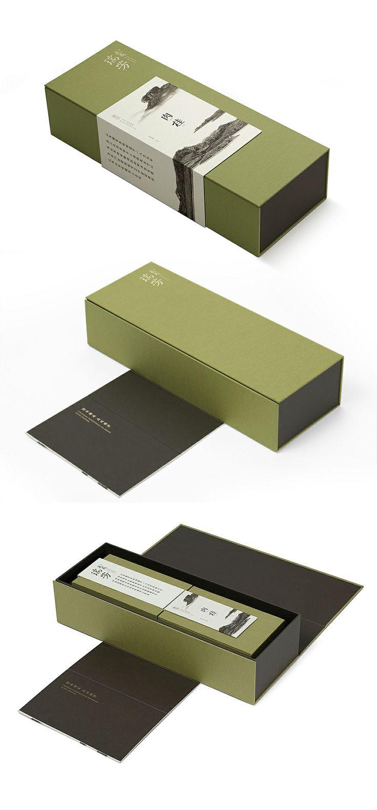 Wuyi Ruifang - tea packaging design