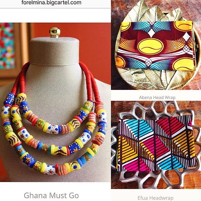 For the Love of Beads - Amma Mama