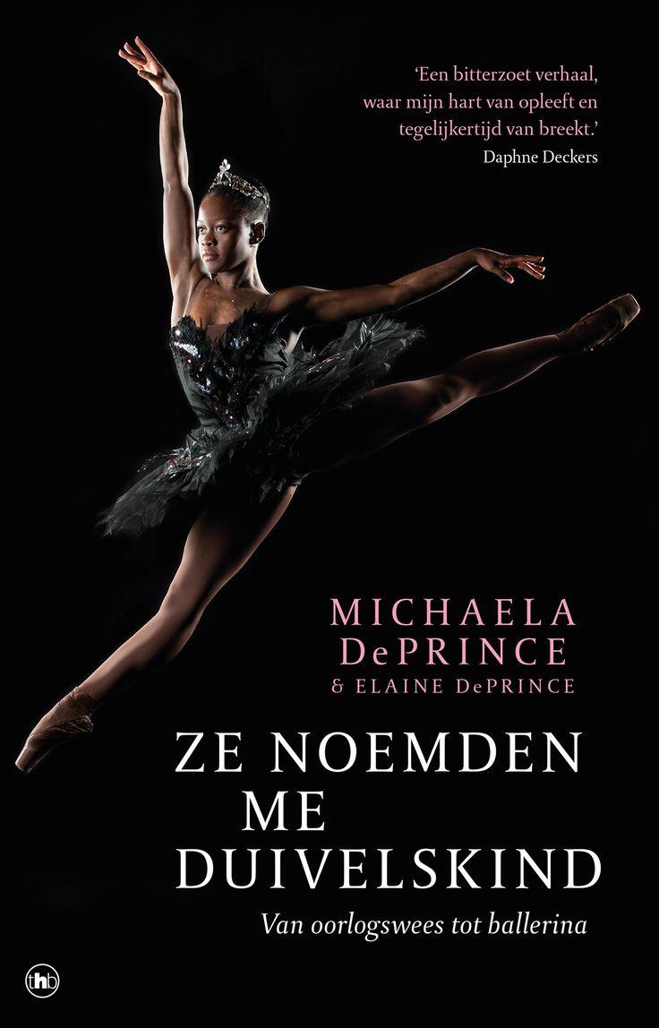 Ze noemden me duivelskind - Michaela DePrince - The House of Books. Michaela DePrince werd in 1995 geboren in Sierra Leone als Mabinty Bangura. Ze werd op vierjarige leeftijd geadopteerd door een Amerikaans echtpaar. Ze studeerde aan de Rock School for Dance Education en aan The American Ballet Theatre. Eind 2012 werd ze gevraagd om bij het Nationale Ballet in Amsterdam te dansen. http://www.thehouseofbooks.com/boeken/non-fictie/michaela-deprince/ze-noemden-me-duivelskind