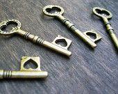 where to buy bulk skeleton keys for crafts