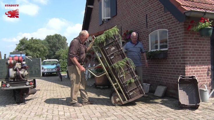 Stads TV Bergh nam een kijkje bij de enthousiaste vrijwilligers van Voedselbank Montferland, die elke week de voedselpakketten klaar maken.