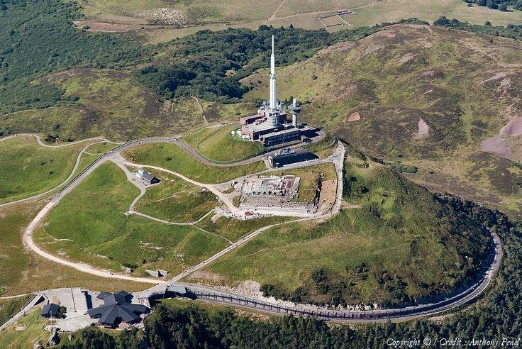 ✈️ Photo aérienne de : Puy de Dôme - Puy-de-Dôme (63)