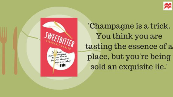 Danler's got a talent with prose that is mostly rhythmic. - @guardian  #Sweetbitter