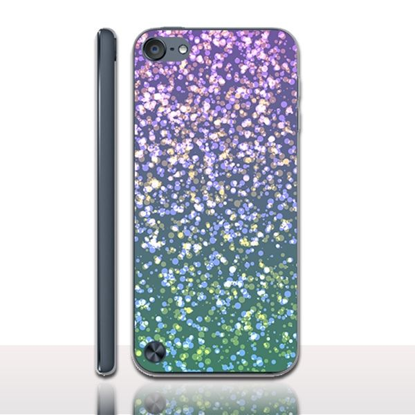 Coque iPod Touch 6 Strass Violet - Etui, Housse rigide. #iPodTouch6 #Strass…