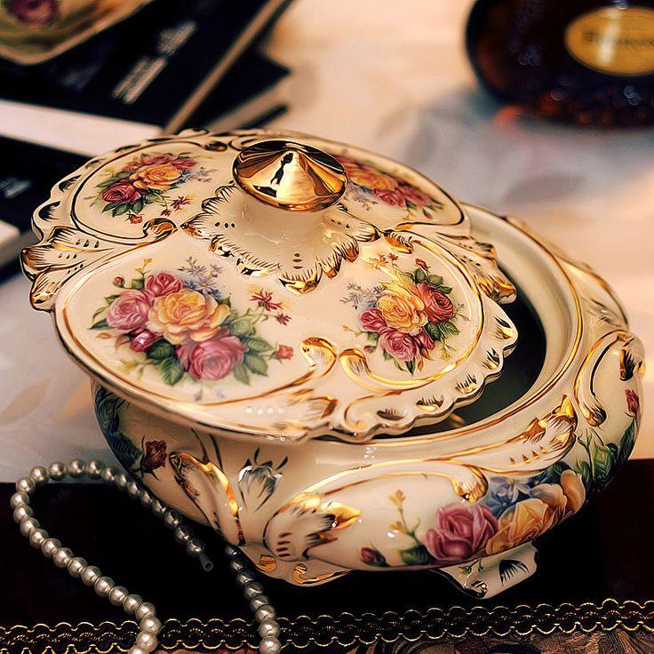 Vintage Ceramic jewellery
