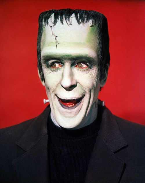 Fred Gwynne as Herman Munster 1960's
