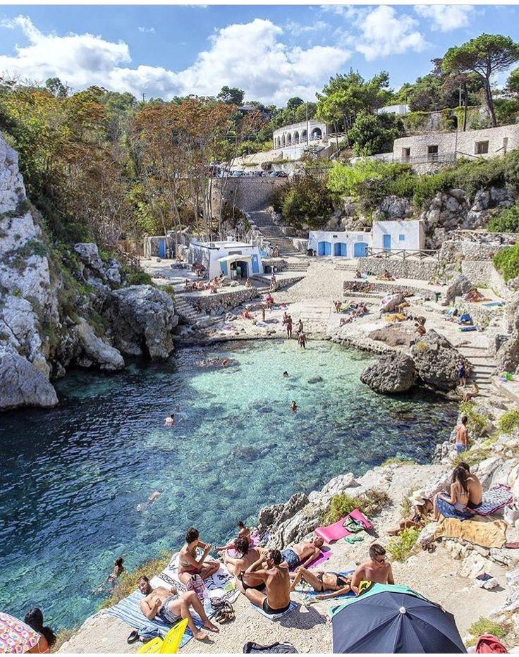 Cala dell'Acquaviva, Puglia, Itália