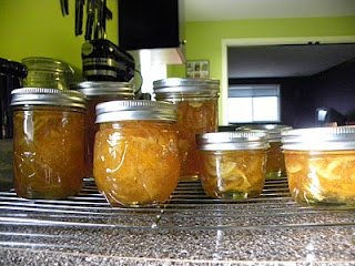 Meyer Lemon + Vanilla Bean Marmalade