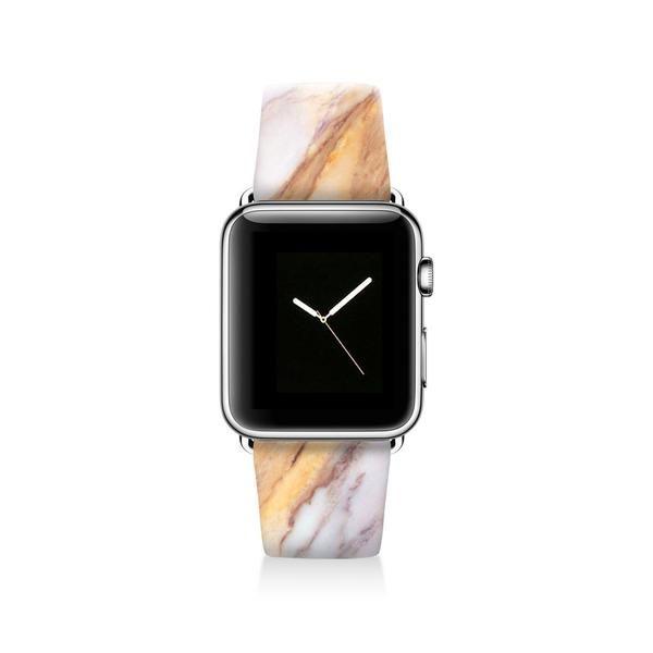 Marble Apple watch band, Decouart Apple watch strap S052 - Decouart