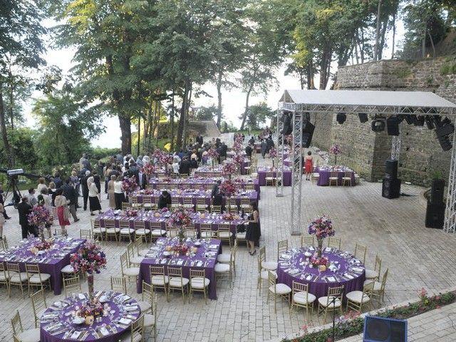 Jardin de France (Fransız Bahçeleri) - İstanbul Tarihi Düğün Mekanları