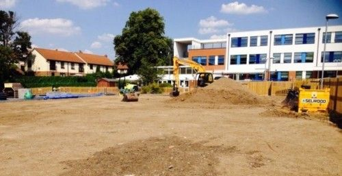 Artificial Football Pitches Builders in Dunton Green #Sports...