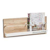 image Porte-magazine mural en  déco  Nordic double ZELLER PRESENT