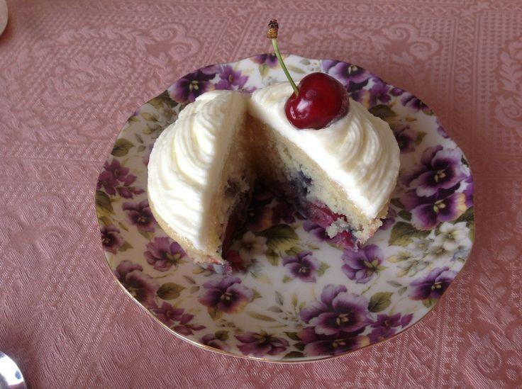 Cherry Capcakes