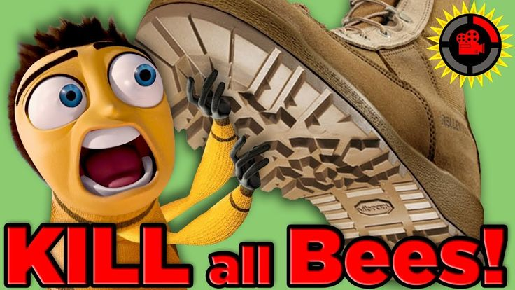 Film Theory: The Bee Movie LIED To You! - YouTube