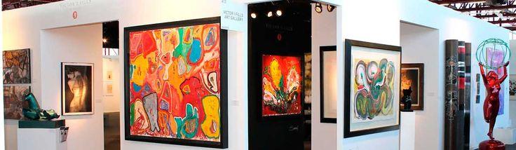 Descubre las Galerías de Arte en Madrid: artistas contemporáneos emergentes y consolidados, galería Marlborough, Ivorypress y nuevos conceptos en arte.