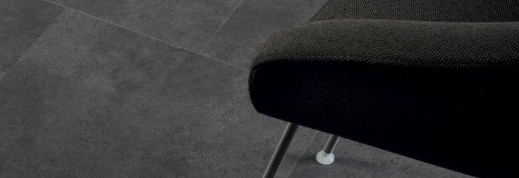 #Vinyl als #Steinboden von amtico Ceramic Flint SF3S2594 - http://www.wohnstore-shop.de/vinylboden/klebe-system/amtico-designboden/amtico-first-wood-und-stone/3974/amtico-first-ceramic-flint-klebe-vinylboden