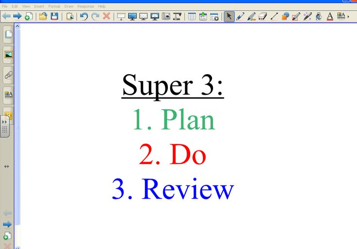14 Best Plan Do Review Images On Pinterest High Scope Classroom
