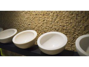 Kamenná mozaika 3D Aurum