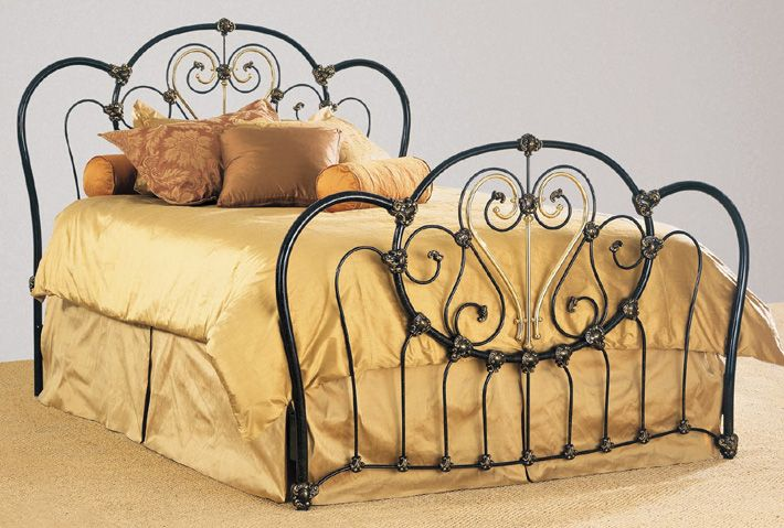 Southwest Country Elliott S Designs Beds Contessa 52 Iron Bed