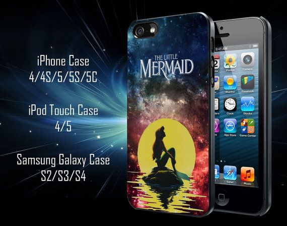 The Little Mermaid In the Moon Samsung Galaxy S3/ S4 by 41Cineplex, $13.79