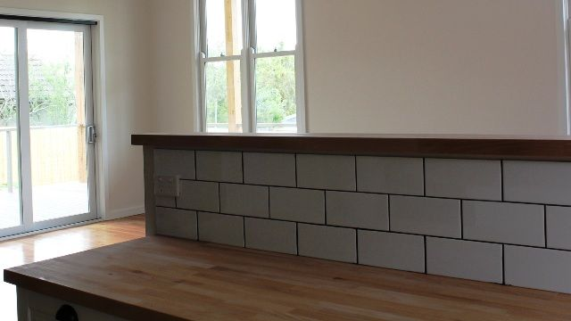 detail in kitchen - almost finished.