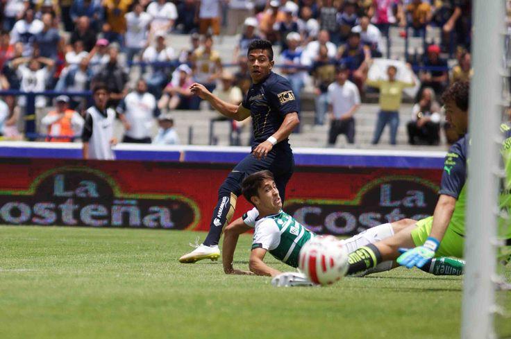 Pumas-Santos Fútbol Liga MX #SonyAlpha