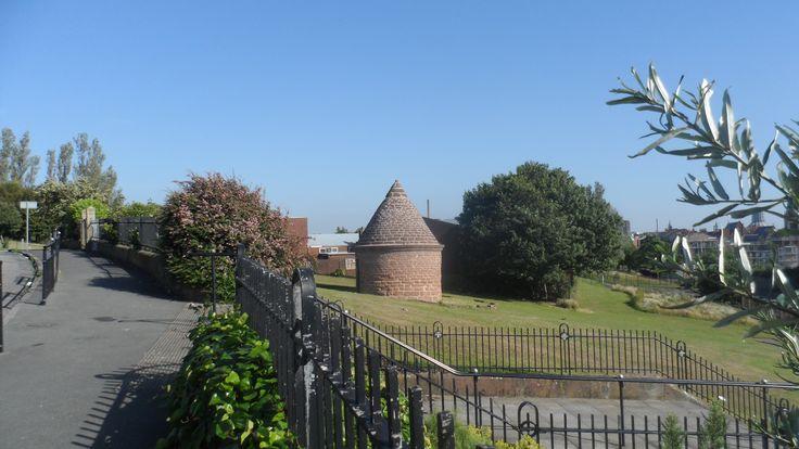 Everton Rupert Tower, July 9 2013