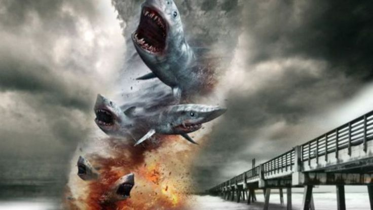 Sidestepping the usual jokes about sharks in business suits that accompany news like this, it's a pleasure to announce that Sharknado 3 will devastate our nation's capital with a monsoon of man-eating megamouths (and some other types of sharks as well). As the Sharknado series tends to do, producers
