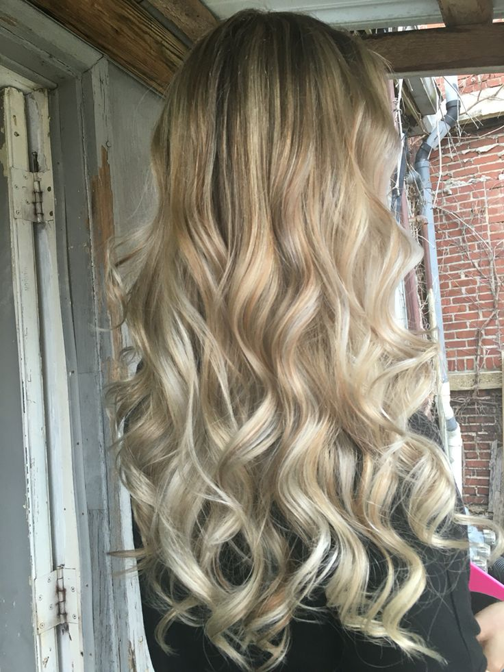 Soft Pearl Blonde Highlights Cool Tone Blondes Kenra