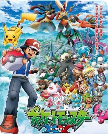 Watch Pokemon XY English Sub/Dub