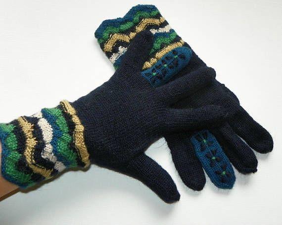 79 besten Handarbeit Bilder auf Pinterest   Strickmuster, Handschuh ...