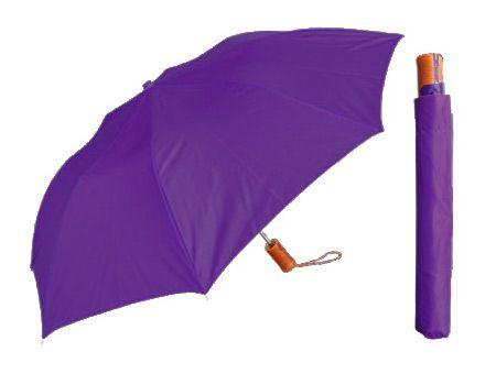 Medium Size Purple Umbrella