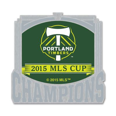 Portland Timbers WinCraft 2015 MLS Cup Champions Collector Pin