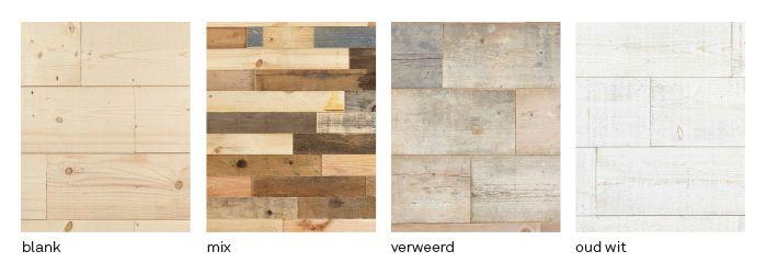 #Plakhout voor #houtlook. Bij Karwei. Om het dressoir mee te pimpen.