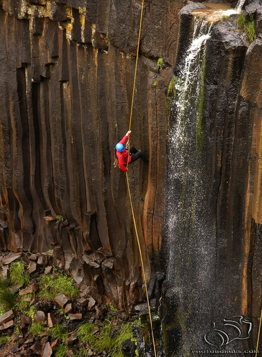Canyoning, Island of Santa Maria, Azores, Portugal http://on.fb.me/INVFWl