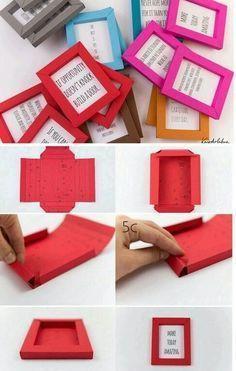 Evde Kartondan Çerçeve Yapımı – Resimli Anlatım Kartondan resim çerçevesi yapımı ile ilgili daha önce de paylaşımlarım olmuştu. Bu makalemde sizlere çok güzel ve kolay bir çalışma paylaştım. …