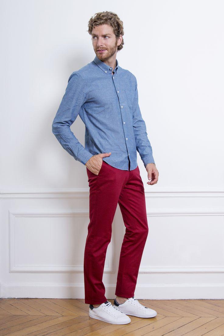 que mettre avec un pantalon kaki homme  les 25 meilleures