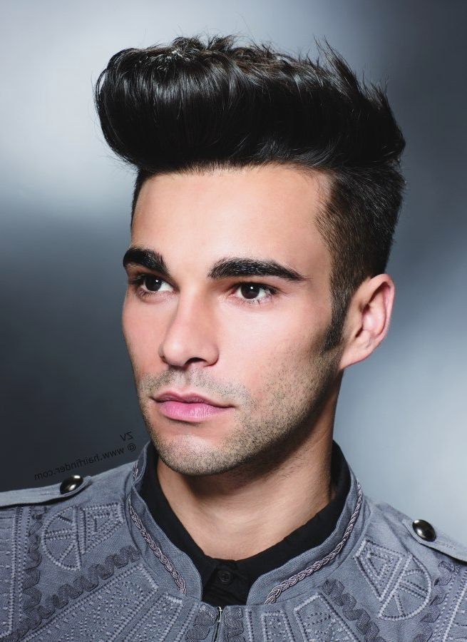Mens Curly Quiff Hairstyles more picture Mens Curly Quiff Hairstyles please visit iraqeen | Mens ...