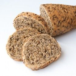 Wheat and Flax Seeds Bread