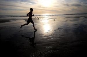 Run?! (Part 1: Intimidation): Beaches, Inspiration, Beach Run, Fitness, Exercise, Health, Running