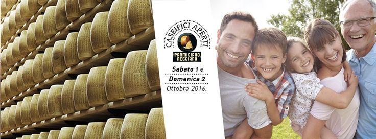 Na de open wijnkelders is het nu de beurt aan de kaasmakers, Open Deur op 1 en 2 october http://www.parmigianoreggiano.it/caseifici/caseifici_aperti_3/ext/CaseificiAperti/default.aspx?utm_term=green