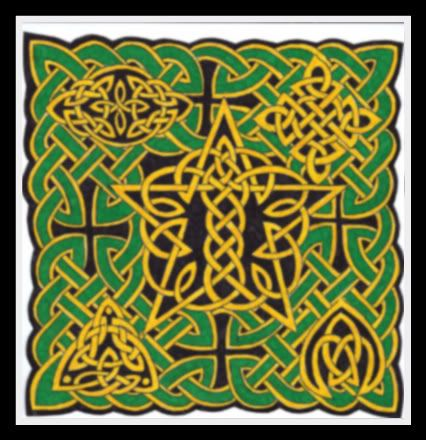 Кельтский орнамент: история и символика - white nephilim