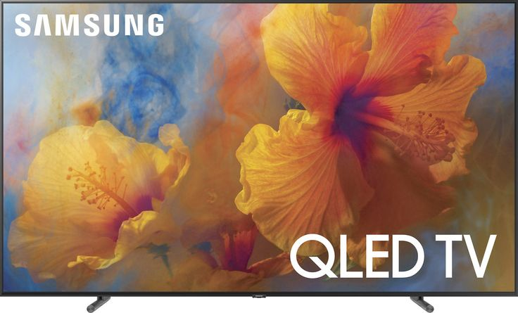 Crutchfield: Samsung QLED 4K Ultra HD TVs