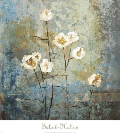 Abstract Floral (Decorative Art) Art Print by AllPosters.co.uk