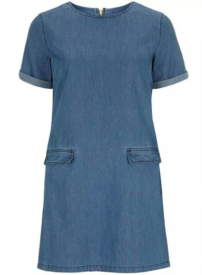 Dorothy perkins jeans dress what to wear pinterest
