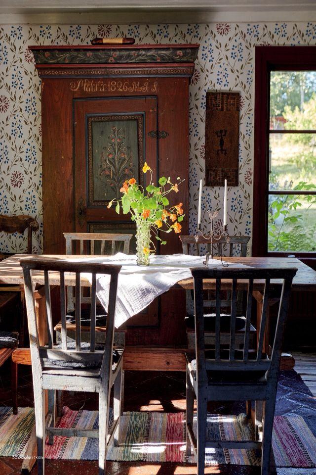 90 best Scandinavian Summer House / Traditional images on Pinterest ...