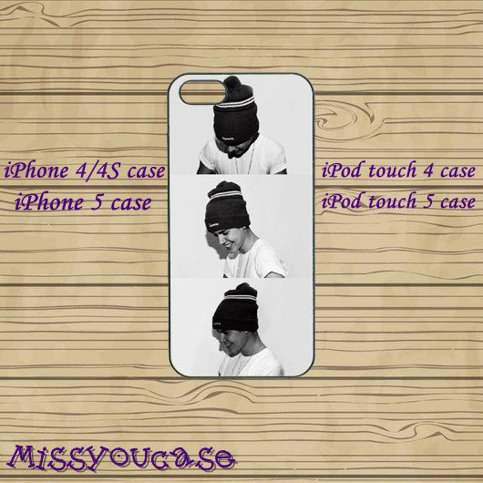 iphone 5 case,iphone 5 cases,cute iphone 5 case,iphone 4 case,cool iphone 5 case,Justin bieber,ipod 4 case,ipod 5 case,in plastic,silicone. on Etsy, $12.95