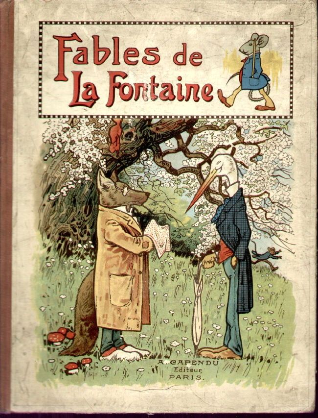 Best 25+ Fables De La Fontaine ideas on Pinterest | Corbeau et ...