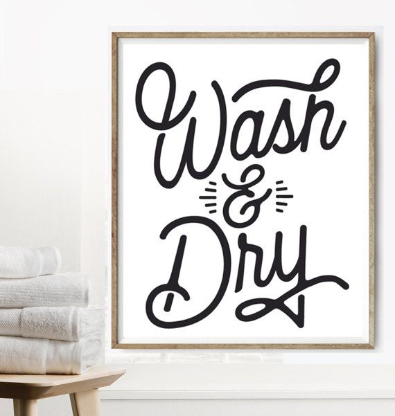 Wash Dry Fold Repeat Print Laundry Room Farmhouse Etsy Laundry Room Laundry Signs Laundry Room Wall Decor
