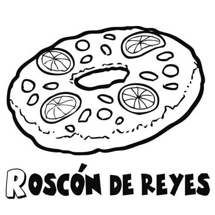 Imagen de Rosca o Roscón de reyes